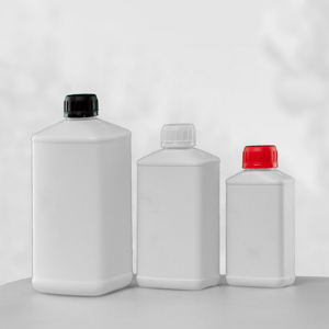 Picture for category Rectangular bottles rh pol HDPE