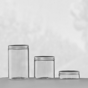 Picture for category Pet jars straight cylindrical