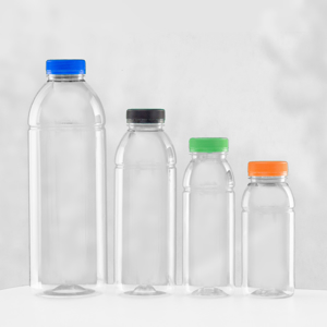 Picture for category Juice bottles PET