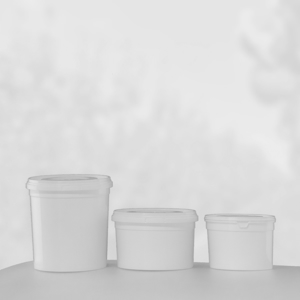 Picture for category Bucket look jars white
