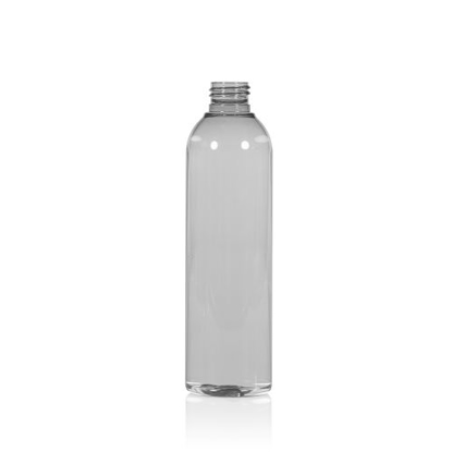 FLES 250 ML R-PET GLASHELDER TALL-BOSTON 24-410