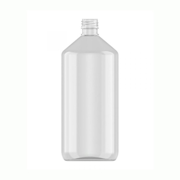 FLES 1 LTR PET/GLASH DIN28/41GR