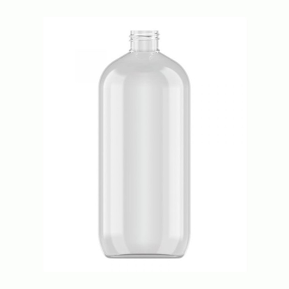 FLES 500 ML PET/GLASH BOSTON-R 24MM/410