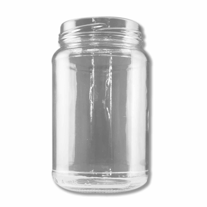 POT 370 ML GLAS GLASHELDER TOC63
