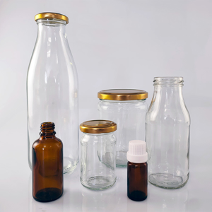 Picture for category Glass packaging